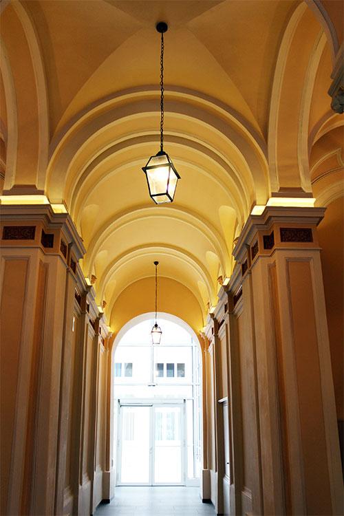 The Aurora Ärztezentrum Halle Wien