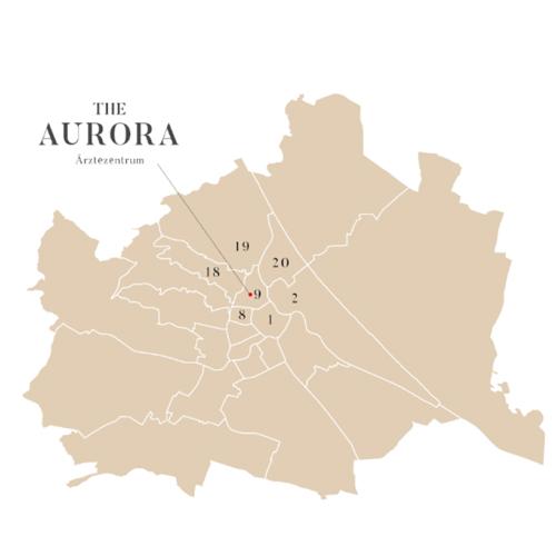 Anfahrt zum The Aurora